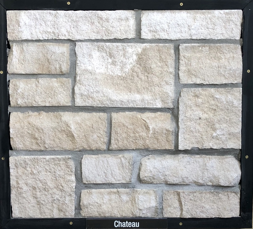 Special Chateau Exterior Stone Sample by Lamb Stone