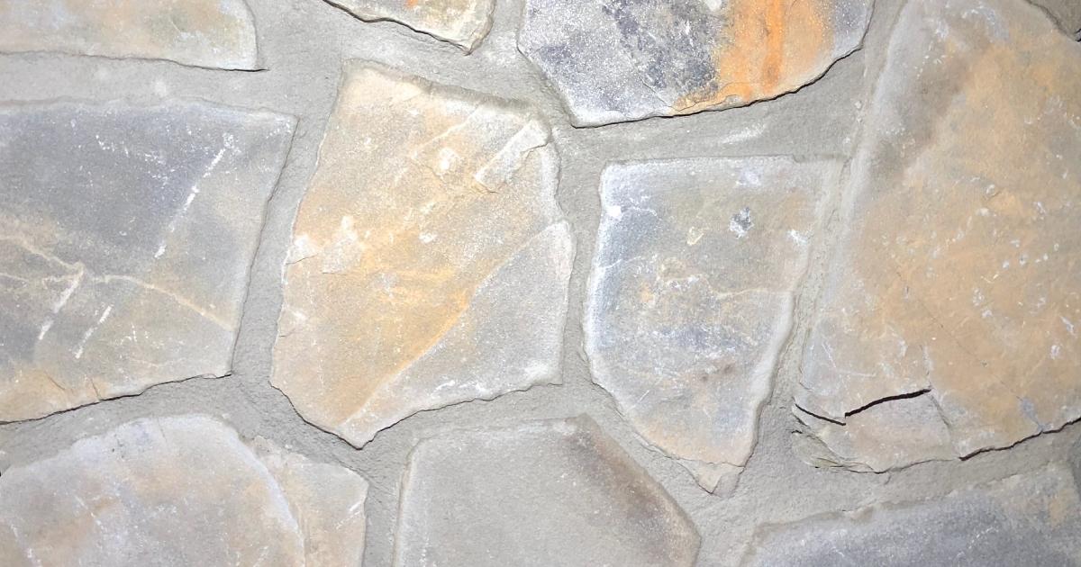 Arctic Mosaic Exterior Stone Pattern by Lamb Stone
