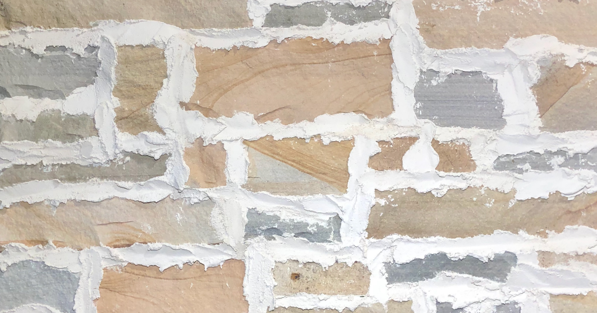Brookshire Split Stack Exterior Stone Pattern by Lamb Stone