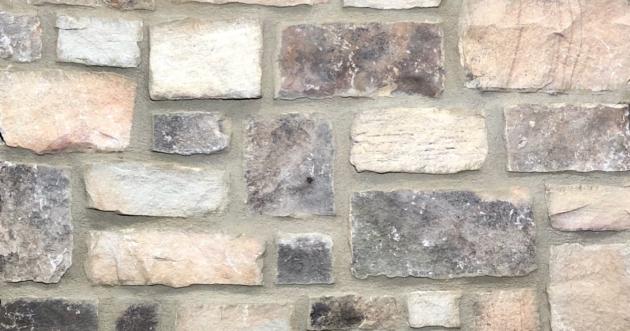 Cottage Rustic Stack Exterior Stone Pattern by Lamb Stone