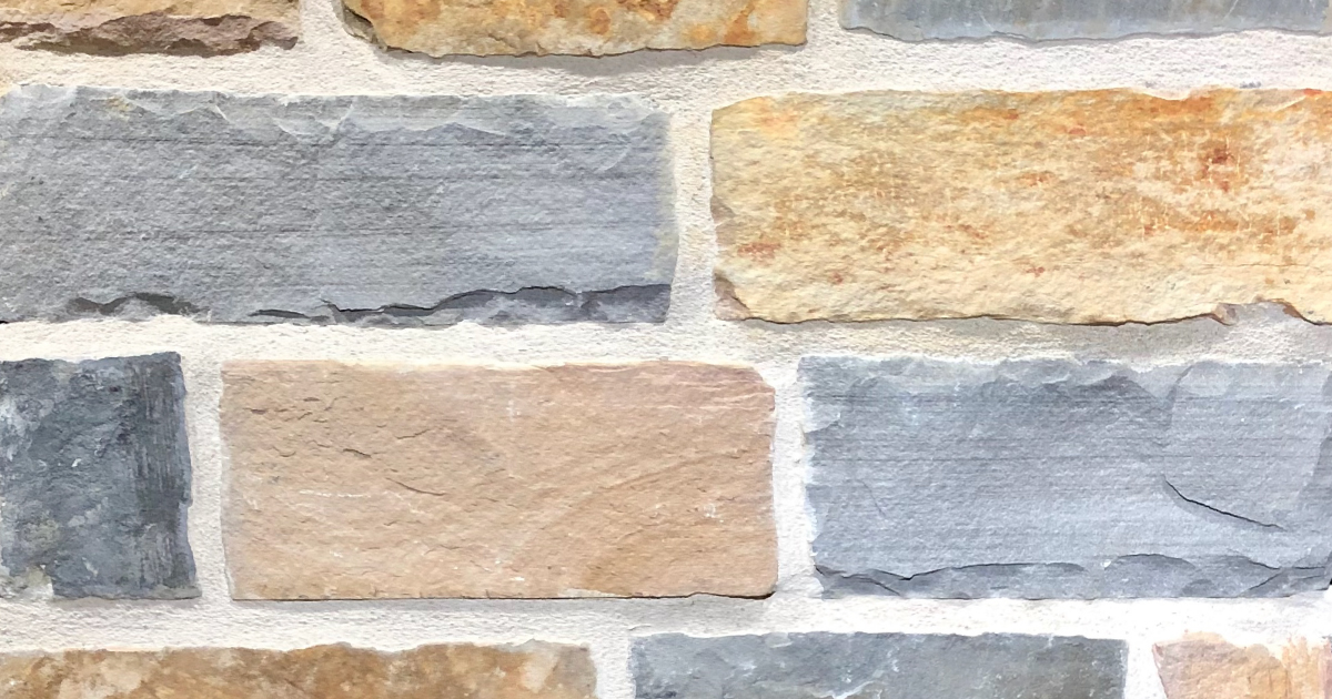 Kelly Rustic Village Exterior Stone Pattern by Lamb Stone