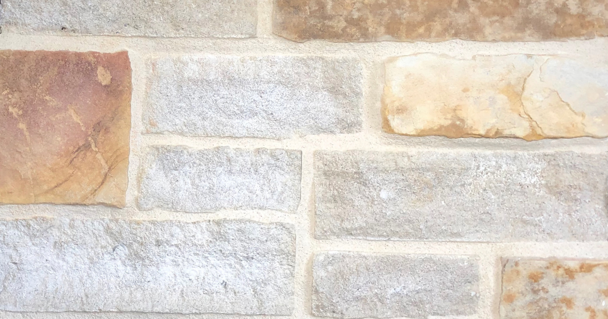 Special Colony Exterior Stone Pattern by Lamb Stone