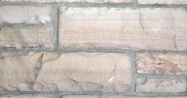 Special Desert Spit Ashlar Exterior Stone Pattern by Lamb Stone