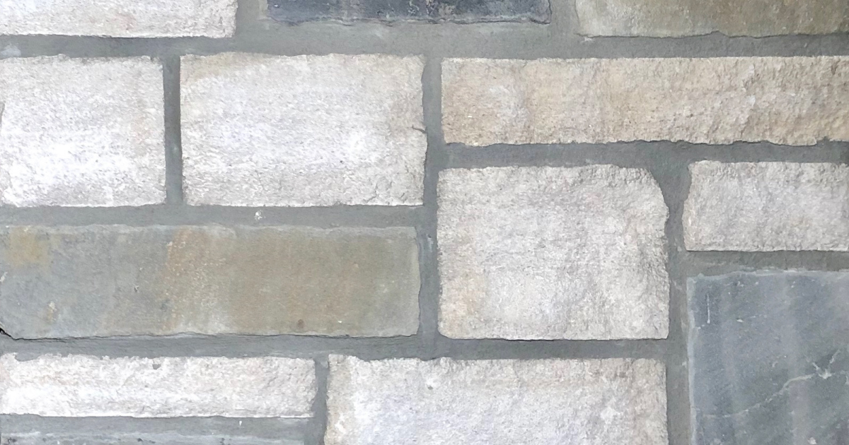 Special Heritage Exterior Stone Pattern by Lamb Stone