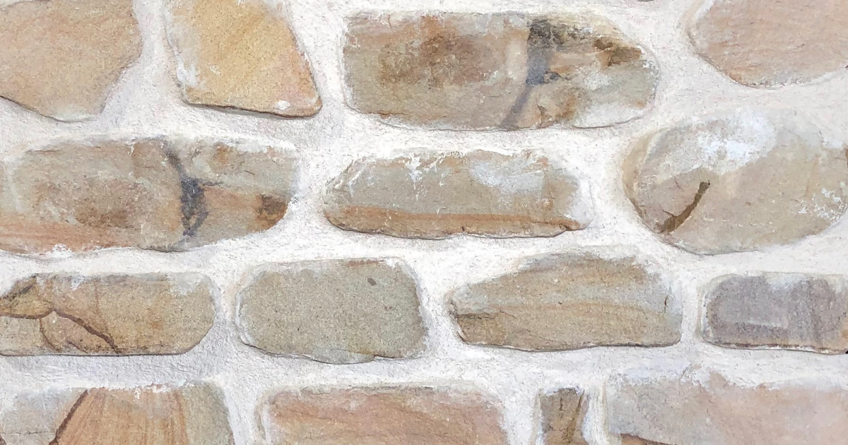 Special Sand Harbor Exterior Stone Pattern by Lamb Stone