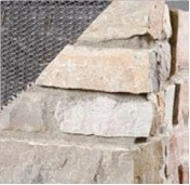 Image of Real Rock Natural Thin Stone Veneer Installation - Application Step